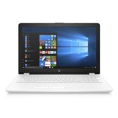 HP 15-bw051nc, A6-9220 DUAL, 15.6 HD ANTIGLARE, 4GB DDR4 1DM, 128GB SSD, DVD-RW, W10, SNOW WHITE DF - HD CAMERA