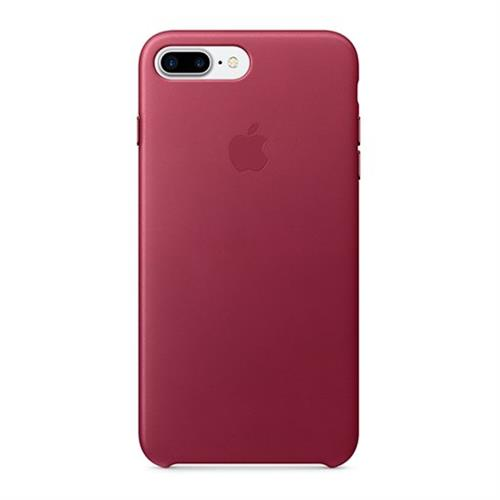 Apple iPhone 7 Plus Leather Case - Berry MPVU2ZM/A
