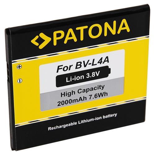 PATONA batéria pre mobilný telefón Nokia BV-L4A 2000mAh 3,8V Li-lon PT3177