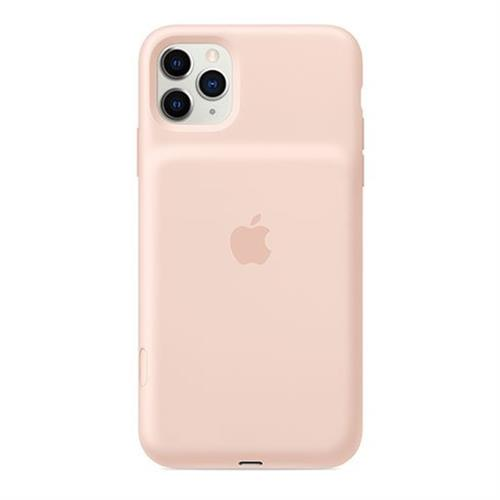 Apple iPhone 11 Pro Max Smart Battery Case with Wireless Charging - Pink Sand MWVR2ZM/A