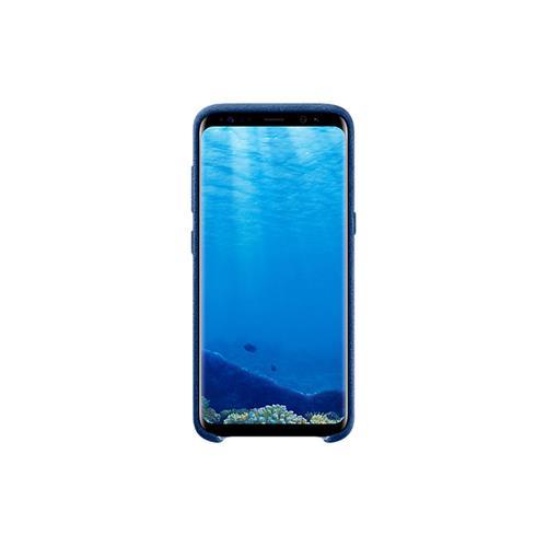 Samsung Alcantara Cover pre S8 (G950) Blue EF-XG950ALEGWW