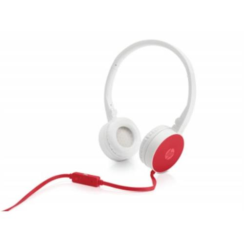 HP Stereo Headset H2800 Cardinal Red W1Y21AA#ABB