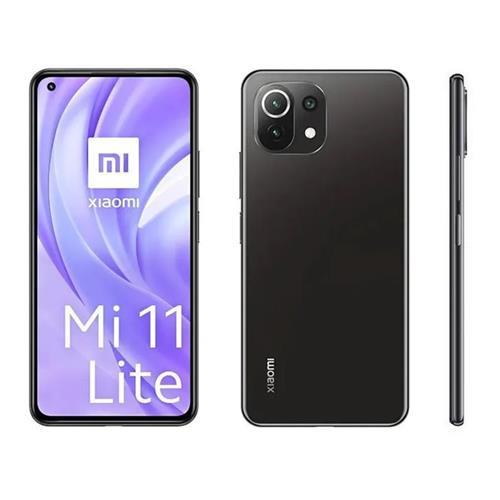 Xiaomi Mi 11 Lite 5G 6/128GB Black 6934177745188