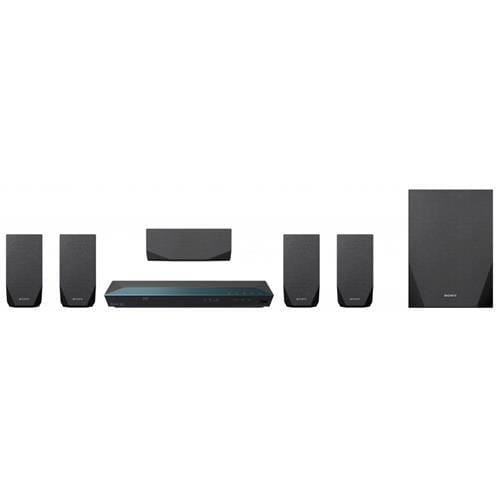 Domáce kino Sony BDV-E2100, Blu-Ray, 1000W, 3D, 5.1 BDVE2100.CEL