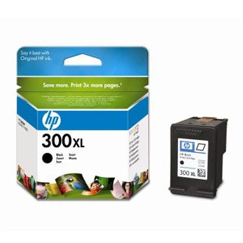 Kazeta HP HPCC641EE 300XL Black Ink Cartridge vysokokapacitná