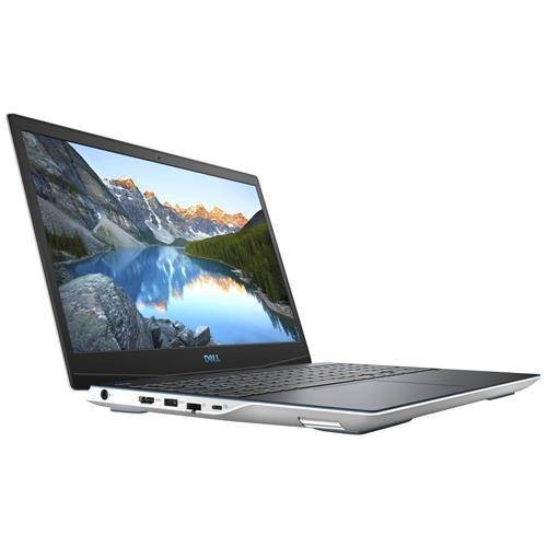 Dell Inspiron G3 3500 15,6'' FHD i7-10750H/8GB/512GBSSD/GTX1650Ti/USB-C/FPR/HDMI/2RNBD/W10Home/Biely N-3500-N2-711W
