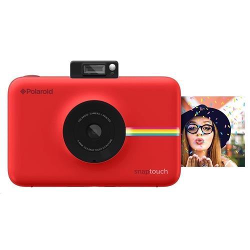 Polaroid Snap Touch Camera Red POLSTR