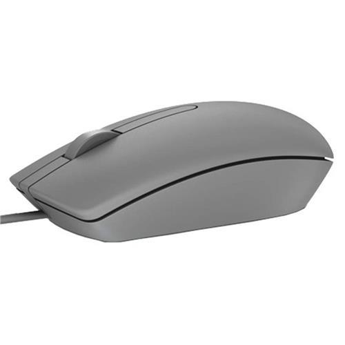 Myš Dell MS116, optická, USB, šedá 570-AAIT