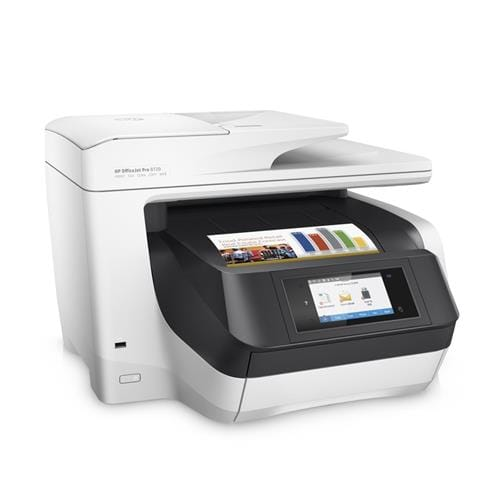 Multifunkčné zariadenie HP Officejet Pro 8720 e-All-in-One Print, Scan, Copy, Fax D9L19A#A80
