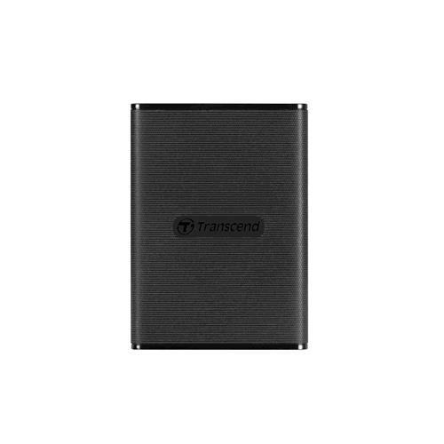 TRANSCEND externý SSD ESD230C 480GB, USB 3.1 Gen.2, Type C, Black TS480GESD230C