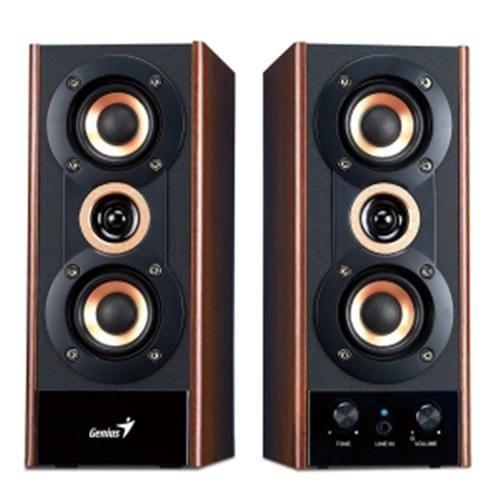 Reproduktory GENIUS SP-HF 800A 2.0 wood 20W 31730997100