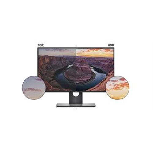 "DELL UltraSharp U2718Q 27"" 16:9 IPS 3840x2160 1000:1 6ms 400cd 2xHDMI mDP DP PIVOT USB 3Yr 210-AMRZ"