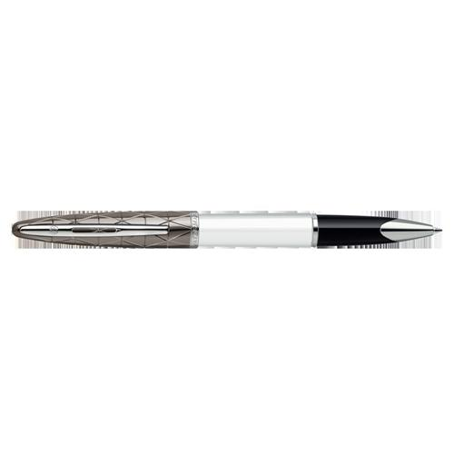 Waterman Carene Deluxe Contemporary White ST 1507 4194470 roller 206581