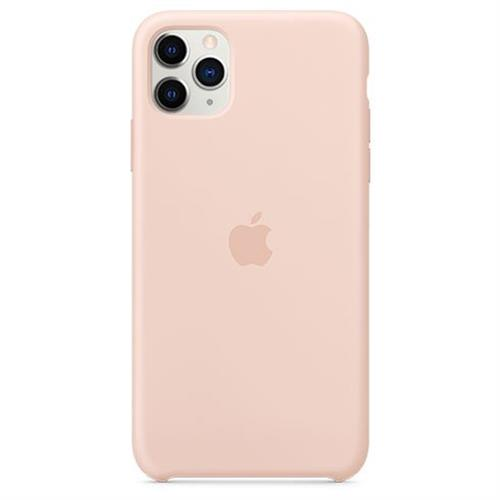 Apple iPhone 11 Pro Max Silicone Case - Pink Sand MWYY2ZM/A