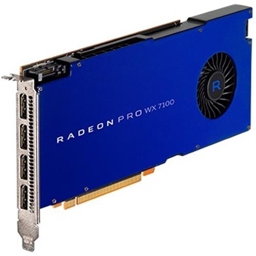 VGA HP Radeon Pro WX 7100 8GB 4x DP Z0B14AA