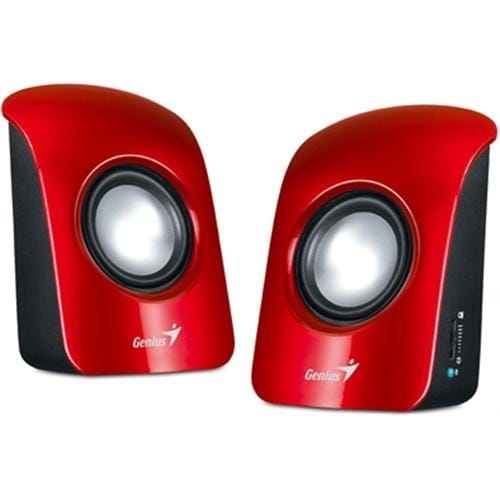 Reproduktory GENIUS SP-U115 1,5W USB red