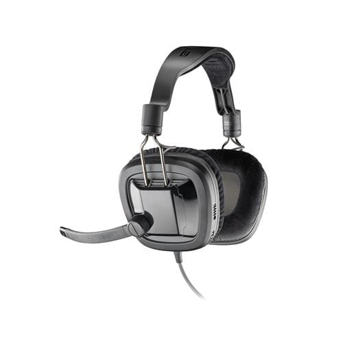 Headset Plantronics Gamecom 388, čierny