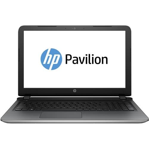 HP Pavilion 15-ab125nc, A8-7410 quad, 15.6 FHD, R7M360/2GB, 8GB, 256GB M.2, DVD-RW, W10, Natural silver - IMR