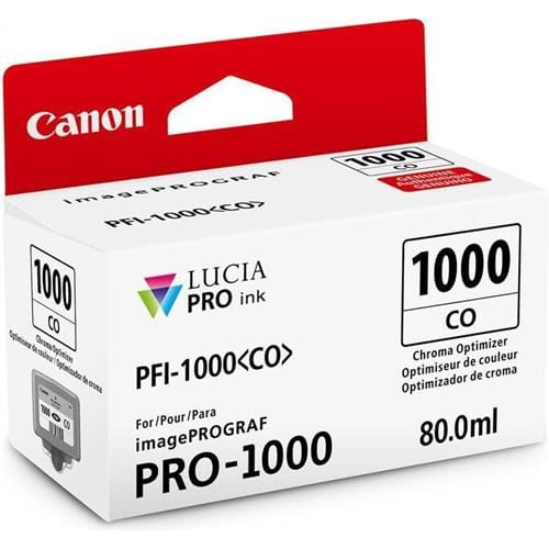 Kazeta CANON PFI-1000CO Chroma Optimizer iPF Pro 1000