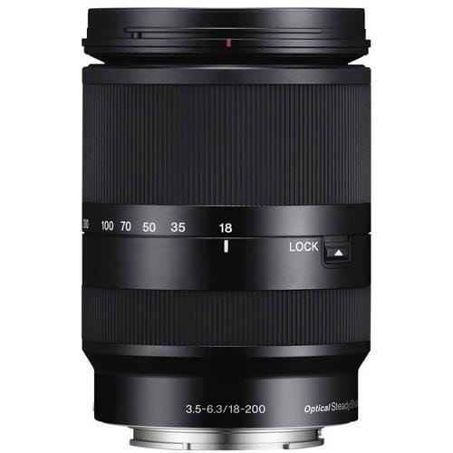 Sony objektív SEL-18200LE, 18-200mm pre NEX SEL18200LE.AE
