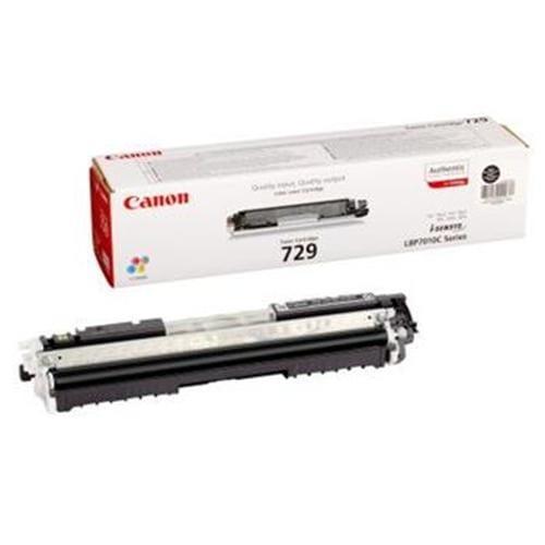 Toner CANON CRG-729 black LBP 7010C/7018C, MF 7170i 4370B002
