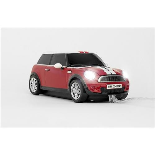 Myš CLICK CAR MOUSE Mini Cooper S chilli red (USB Wired)