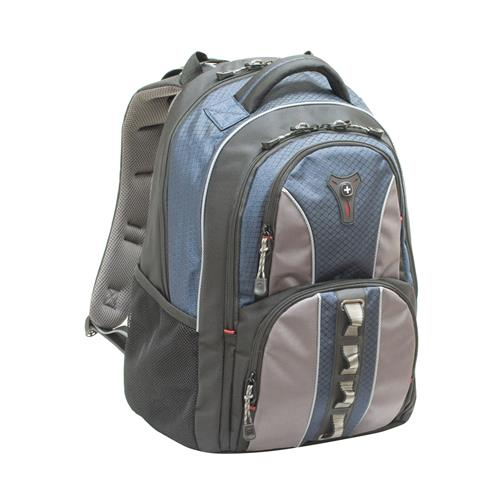 "WENGER COBALT - 16"" batoh na notebook, modrý 600629"
