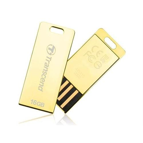 USB kľúč 16GB Transcend JetFlash T3G, Golden TS16GJFT3G