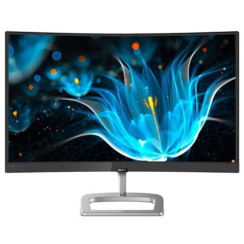 Monitor Philips 248E9QHSB - 24'', LED, FHD, VA, HDMI, zakrivený 248E9QHSB/00