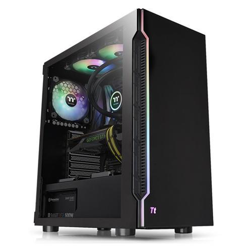 Thermaltake H200 Gaming Case ARGB Black Bez Zdroja CA-1M3-00M1WN-00