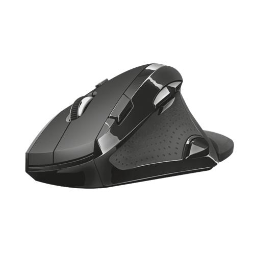 Myš TRUST Vergo Wireless Ergonomic Comfort Mouse 21722
