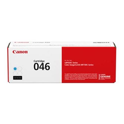 toner CANON CRG-046 cyan i-SENSYNS LBP650C, iC MF730C (2.300 str.) 1249C002