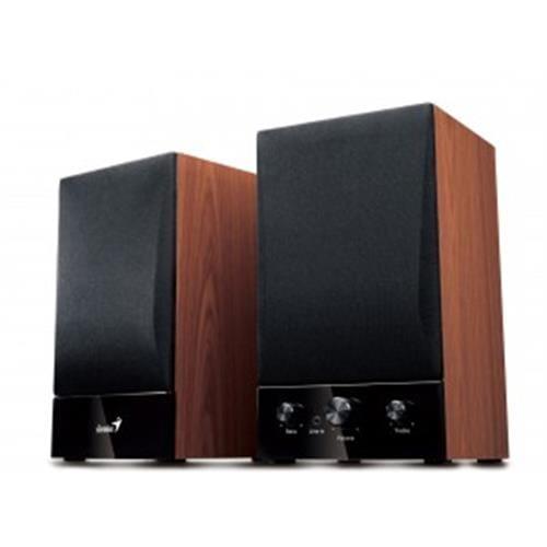 Reproduktory GENIUS SP-HF 1250B wood 40W 31731022100