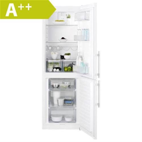 ELECTROLUX Kombinovaná chladnička EN3613MOW biela