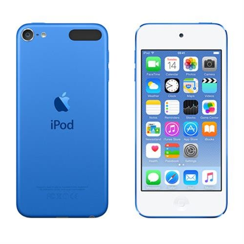 Apple iPod touch 64GB - Blue MKHE2HC/A