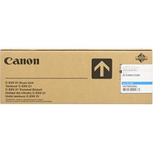 Valec CANON C-EXV21C Cyan iRC2380i/2880/2880i/3380/3380i/3580/3580i 457B002