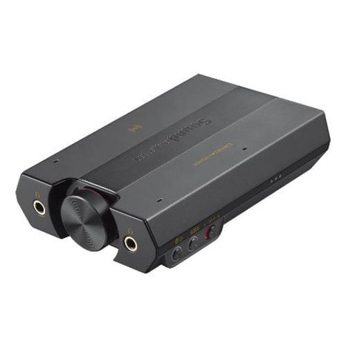 Creative SB E5, slúchadlový zosilňovač, digi-analóg prevodník 70SB159000001