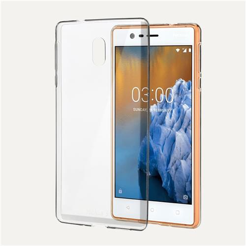 Nokia CC-103 Slim Crystal Cover pre Nokia 3 6438409001023