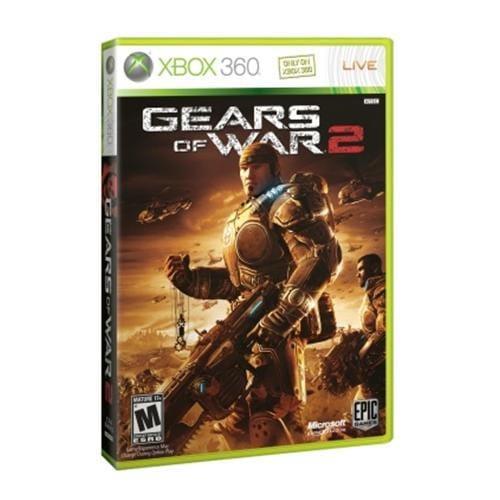 XBOX 360 Gears of War 2 Classics CZ/HU/SK PAL DVD