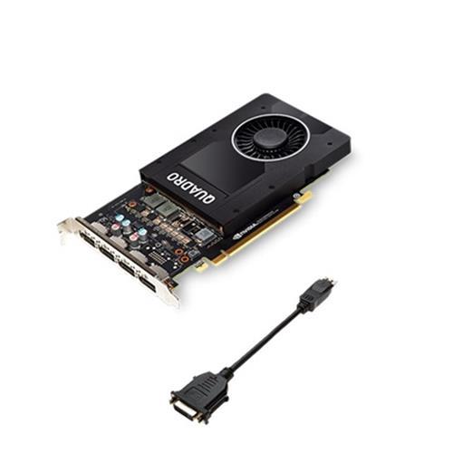 VGA HP Nvidia Quadro P2000 5GB 4xDP 1.4 1ME41AA