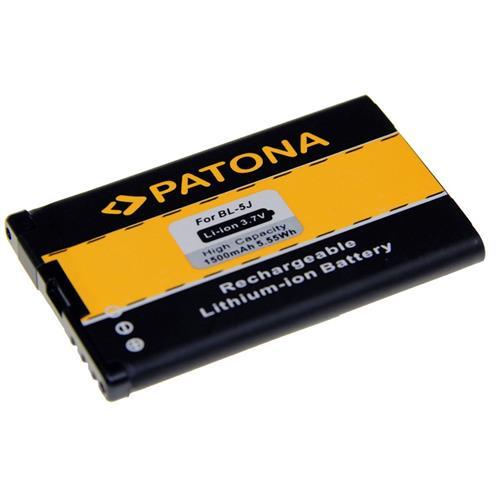 PATONA batéria pre mobilný telefón Nokia BL-5J 1500mAh 3,7V Li-Ion PT3044