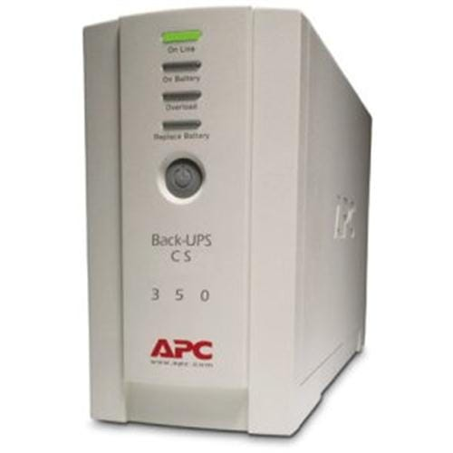 APC Back-UPS CS 350VA USB/Serial