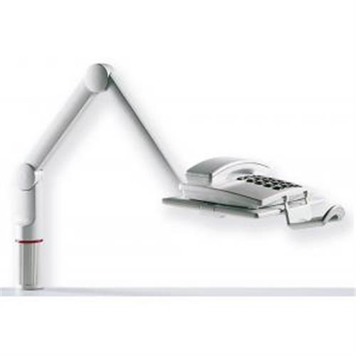 Nosič telefónu kĺbový TalkMaster sivý NO710002