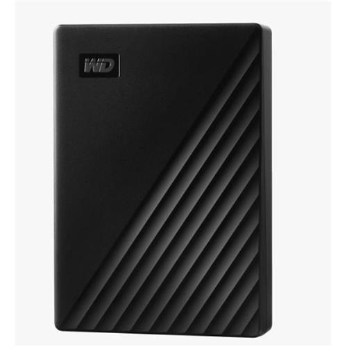 Ext. HDD 2,5'' WD My Passport 4TB USB 3.0. čierny WDBPKJ0040BBK-WESN