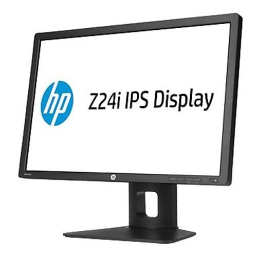 Monitor HP Z24i, 24, IPS, 1920 x 1200, 1000:1, 8ms, 300cd, D-SUB, DVI, DP, čierny