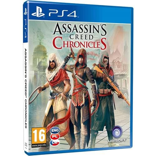 PS4 hra - Assassins Creed Chronicles