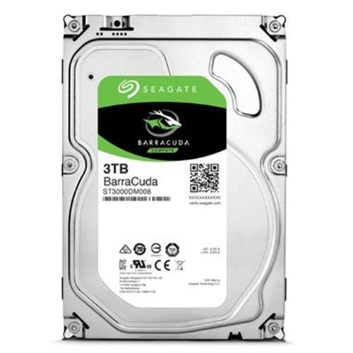 HDD 6TB Seagate BarraCuda 256MB SATAIII 5400rpm ST6000DM003