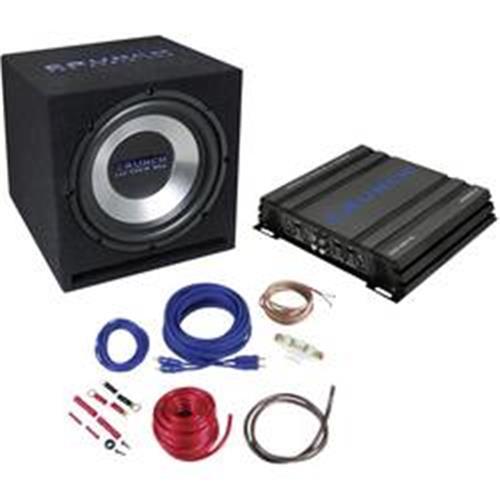 Hi-Fi sada do auta Crunch CBP1000, 1000 W 1172652
