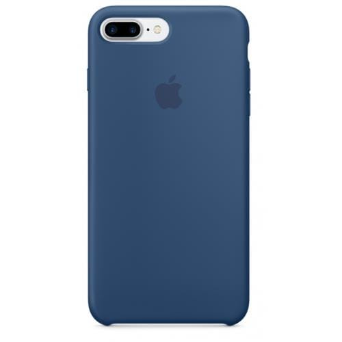 Apple iPhone 7 Plus Silicone Case - Ocean Blue