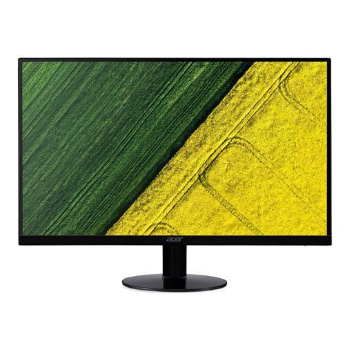 "Monitor Acer SA240Ybid 23,8""(60cm) IPS LED FHD 1920x1080 100M:1 250cd/m2 178°/178° 4ms VGA DVI HDMI čierna UM.QS0EE.001"